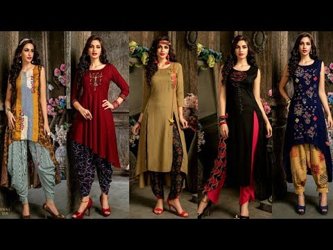 Download Designer Kurti Designs Latest Embroidery Kurti Designs