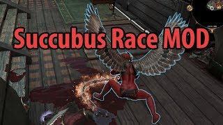 Succubus Race