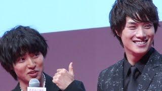 山崎賢人、プロデューサーのふりして吉沢亮にウソ電話