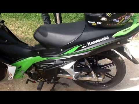 Kawasaki edge sticker kit up!,, part two