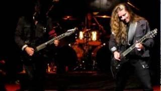 [HD] Evergrey - Solitude Within & Nosferatu LIVE! - Porto Alegre 28/07/2011