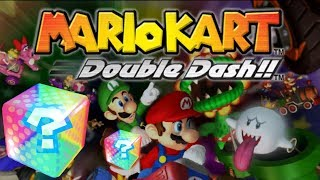 Mario Kart Double Dash PURELY RANDOM ITEMS All Cup Tour!