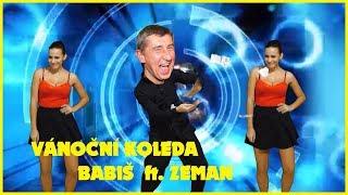 VÁNOČNÍ KOLEDA - POLITICKÁ ( Babiš ft. Zeman)