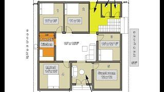 45 by 45 house plans - Video hài mới full hd hay nhất