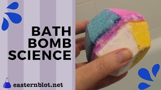 The science of bath bombs