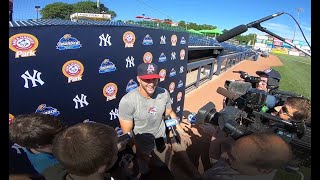 Tim Tebow returns to Trenton, talks Eagles, World Cup, and life