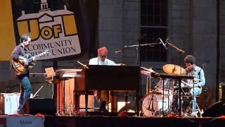 Dr <b>Lonnie Smith</b> Trio At The 2013 Iowa City Jazz Festival