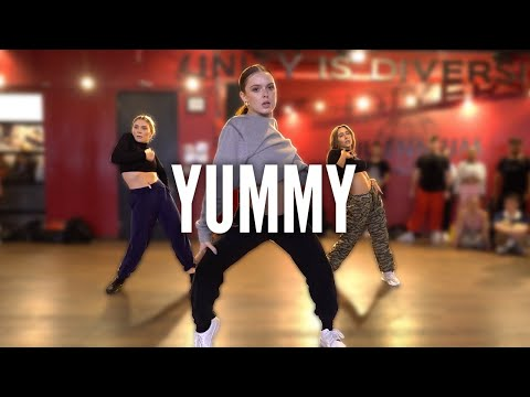 JUSTIN BIEBER - Yummy | Kyle Hanagami Choreography