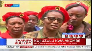 Spika wa bunge la Nairobi Beatrice Elachi azungumzia kujiuzulu kwa kamishina Akombe