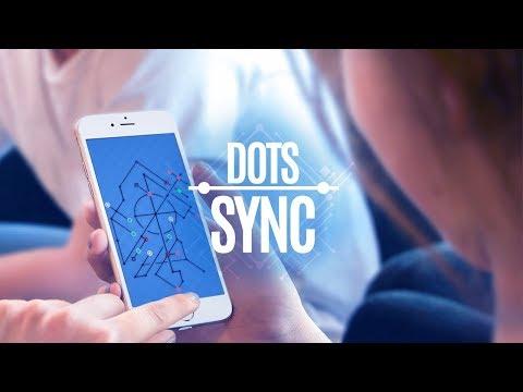 Видео Dots Sync - Symmetric brain game