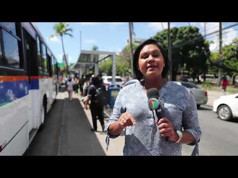 Pesquisa aponta dificuldade para pegar o transporte público no Recife