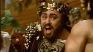 Luciano Pavarotti - E Il Sol Dell'anima...Addio addio (Live)