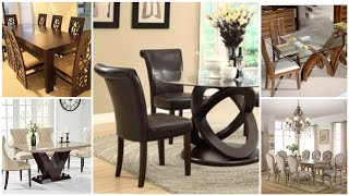 Latest #Stylish Dinning Table Set #Designs.Dinning Room Furniture Design/Dinning Room #Decor #ideas