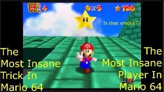 The History of Carpetless: Super Mario 64's HARDEST Speedrunning Trick