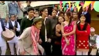 NEW Nepali lOK Dohari song's panche baja aajai kanne ho by kabinshanta