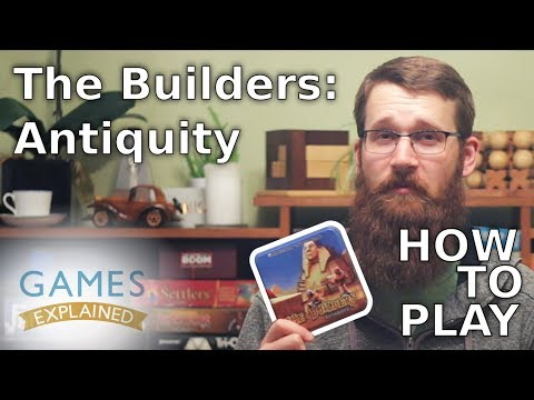 Quick and Complete: The Builders: Antiquity