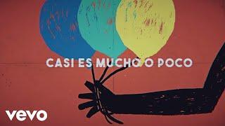 Melendi   Casi (Lyric Video)