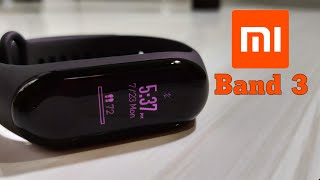 Xiaomi MI Band 3 Unboxing And Review ( Design Features And Style) 💥💥