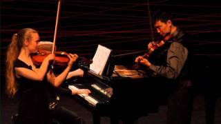 ナバラ:若き天才バイオリンデュオの共演