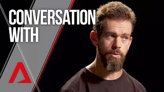 Conversation With: Jack Dorsey, Twitter CEO | Full episode