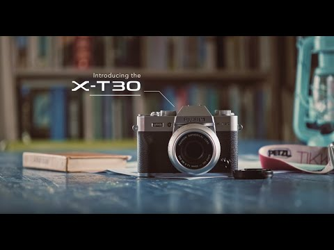 Introducing the new FUJIFILM X-T30!