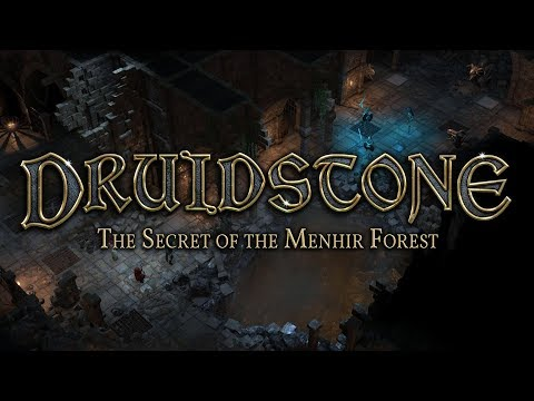 Druidstone: The Secret of the Menhir Forest - Trailer thumbnail