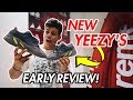 I COPPED THE NEW YEEZY'S! (Yeezy 700 Mauve Early Review)