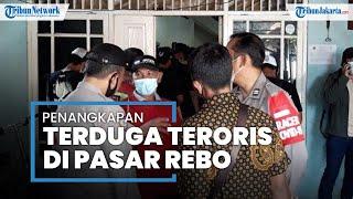 Densus 88 Amankan Terduga Teroris di Pasar Rebo, Tetangga Sebut Sering Kunjungi HH di Condet
