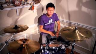 God's Great Dance Floor - Passion (Ft. Chris Tomlin) (Drum Cover)