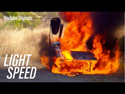 Catastrophe on the Final Stretch Of The World Solar Challenge