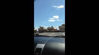 "Breaking: ""Train Load Of Tanks In Tucson Arizona"" Why?"
