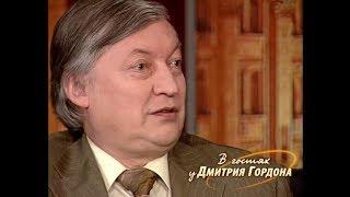 Карпов: Перед смертью Алиев признался, что на судьбу нашего матча с Каспаровым повлиял именно он