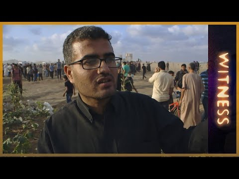 Between Fire and Sea: The Man Behind Gaza's Great March of Return