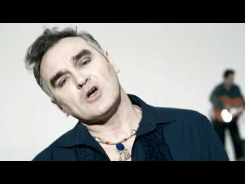 "Morrissey - ""I'm Throwing My Arms Around Paris"""