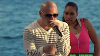 ludacris  ft pitbull how low (remix) LIVE 2010