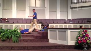 Village Baptist Church Who's The Master Skit