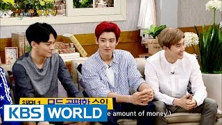 """Download Video Chanyeol's Nickname is """"3 Minutes and 1 Second""""  [Happy Together/2016.07.14] MP3 3GP MP4"""