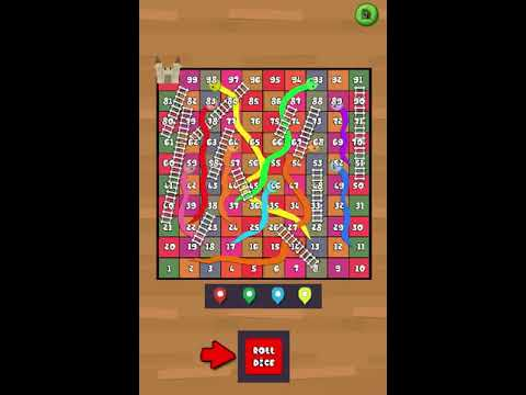 Snake & Ladder Unity3D project with Admob + Android iOS Support +