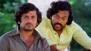 Comedy Kings - Dora And His Gang Came To Pandavulu To Ask About Rs 2 lakhs Money - Chiranjeevi