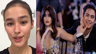Liza Soberano Reveals Reason Behind Annoyed Look In Photo With Enrique Gil