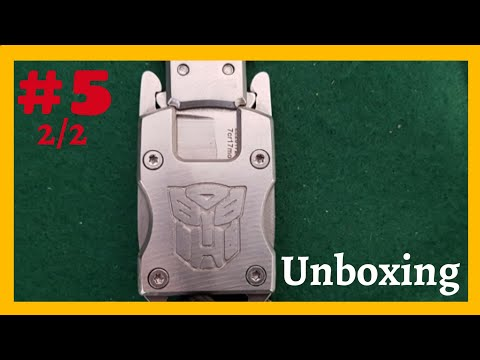 Amazon Boxing #6  Teil 2,Transformers Messer höchst illegal! Gefährlich🔞,