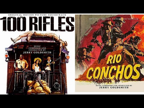 100 Rifles Soundtrack & Rio Conchos Soundtrack