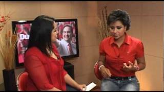 Javier Duarte TV - Entrevista Elizabeth Morales