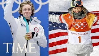 Chloe Kim, Red Gerard Are Not The Youngest Olympic Athletes: So What's The Age Requirement?   TIME