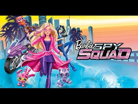 Barbie in Spy Squad - Trailer - Own it on Blu-ray 3/1
