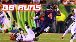 NFL Best Quarterback Runs of All Time (QB Runs) - Video Youtube