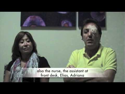 Macular degeneration - Stem Cell therapy (English subtitles)