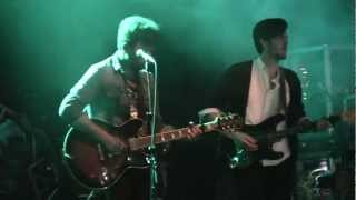 Arkells - Agent Zero (live @ SOM '12 + with Dan Griffin)