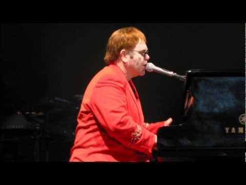 #13 - Sweet Painted Lady - Elton John - Live SOLO in Chicago 1999