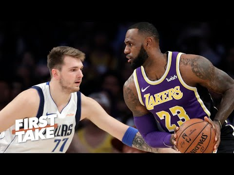 Are the Mavericks the biggest threat to the Lakers in the West? | First Take